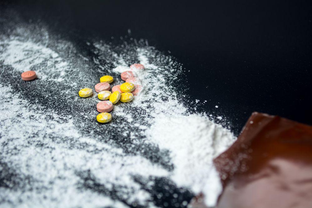 амфетамини, метамфетамини