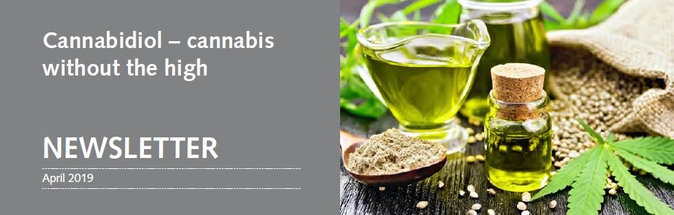 Канабидиол - канабис без наркотичен ефект