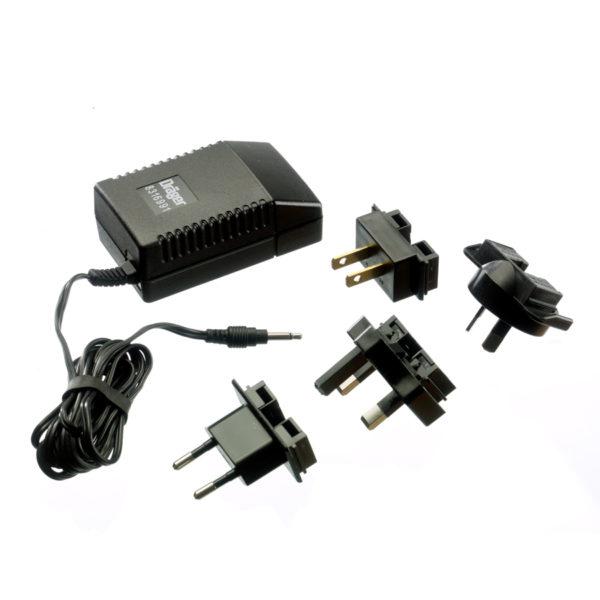 NiMH aкумулаторен пакет и адаптер 220V за Alcotest®6820