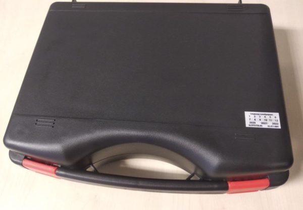 ALCOGRAN AG500, с принтер и 100 мундщука