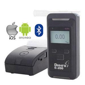 DINGO E200B, с принтер и 100 мундщука