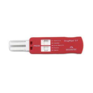 Професионален тест за 5 наркотика DrugWipe®5F - повърхност и субстанция, 25 броя