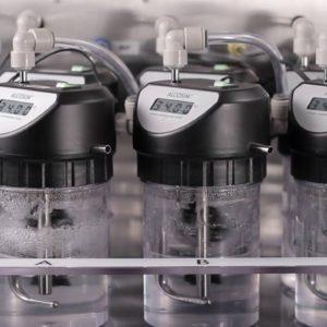 ALCOSIM CALIBRATION BENCH - професионална инсталация за калибриране на дрегери за алкохол