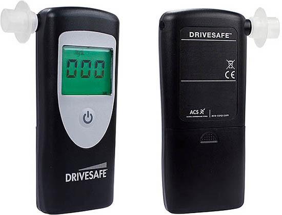Професионален дрегер DRIVESAFE II