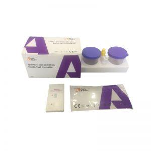 тест за измерване концентрация на сперматозоиди