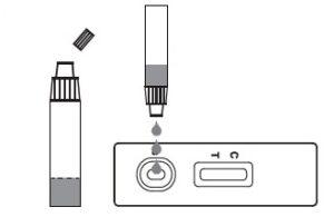 антигенен тест за ковид слюнна проба